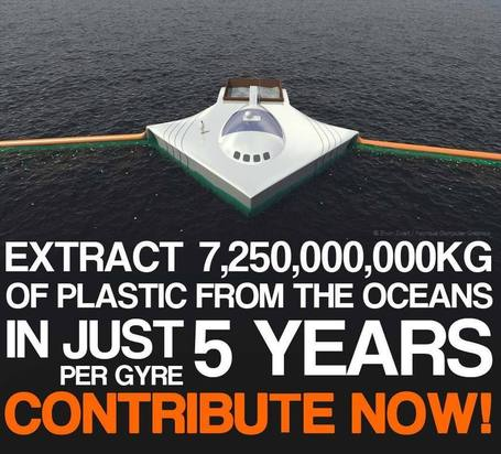 The Ocean Cleanup - Boyan Slat | Peer2Politics | Scoop.it