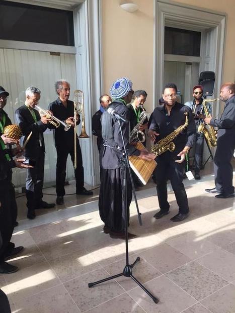 Lancement de #Jazzellerault2015 avec @jpabelin @veroniqueABELIN @CyrilCibert | Chatellerault, secouez-moi, secouez-moi! | Scoop.it