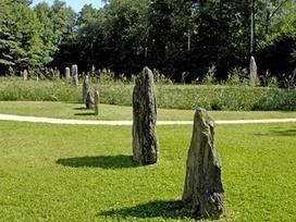 Yverdon-les-Bains - Région Jura Lac (Suisse). Menhirs de Clendy   Mégalithismes   Scoop.it