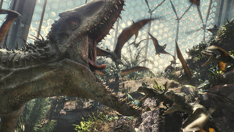 Real-Life 'Jurassic World' Dinos May Be 10 Years Off, Scientist Says | News,  articles, workwear, safety, security | Scoop.it