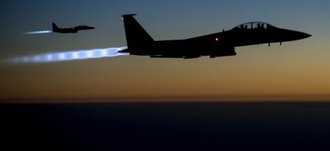 Les frappes aériennes contre l'EI seront peut-être plus efficaces qu'on ne le pense   Wedge Issue   Scoop.it