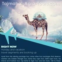 Taj Mahal Agra Tours A Trip to the Land of Immortal Love   Taj Mahal Travel   Scoop.it