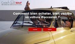 La Maif s'immisce dans l'achat-vente de véhicules d'occasion | COVEA & SFEREN | Scoop.it