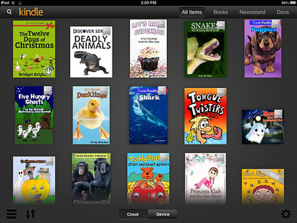 Free Books for Kids - Kathy Cassidy | iPads in Education | Scoop.it