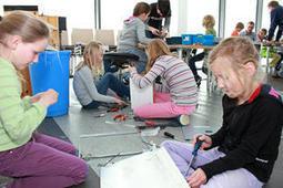 Mit dem Frauscher-Family-Express in die Technikwelt | KET - Kinder erleben Technik | Scoop.it