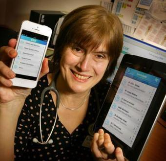 Northumbria launches iPhone app for North East GPs | UK Digital Marketing | Scoop.it