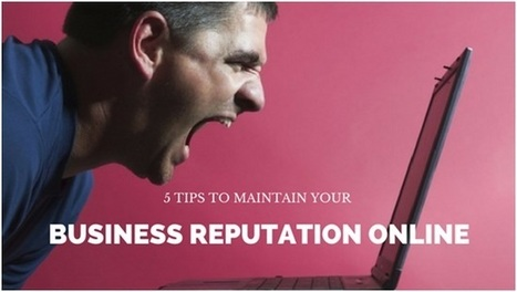 Manage your Company's Reputation with Online Reputation Management Services | Manage your Company's Reputation with Online Reputation Management Services | Scoop.it