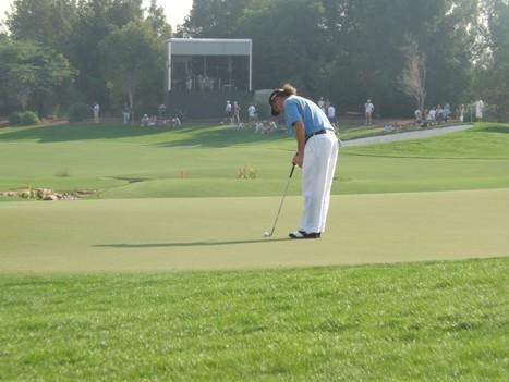 La méthode JIMENEZ : Vous êtes fâché avec votre putter? Optez pour le wedge... | Golf tips | Scoop.it