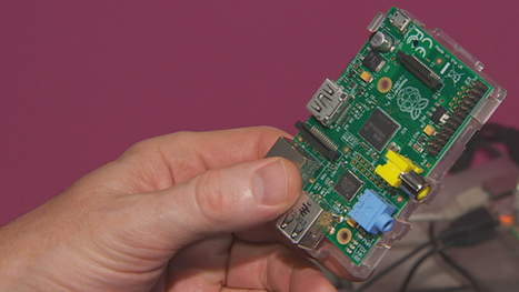 What can you do with a Raspberry Pi? Canadians get creative with ultra-cheap computer - CBC.CA | STEM | Scoop.it
