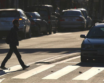 Causes of St. Louis Pedestrian Accidents | Personal Injury Lawyer | Scoop.it