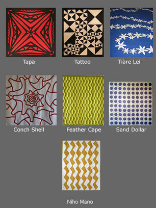 KAPA MUA - HAWAIIAN INSPIRED QUILTS FOR TODAY'S LIFESTYLES   Polynesian Contemporary Art   Scoop.it