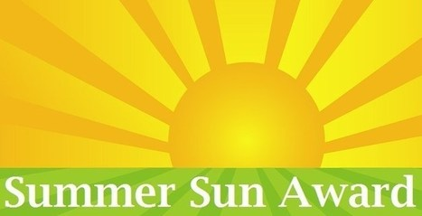 Summer Sun Award | Tennessee Libraries | Scoop.it
