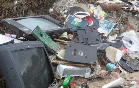 Zimbabwe's Growing Electronic Waste Becomes a Real Danger - Inter Press Service | Sustain Our Earth | Scoop.it