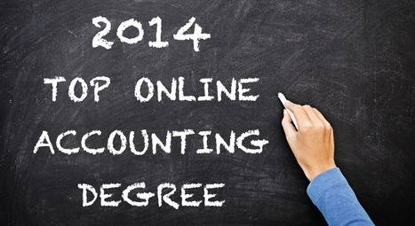 2014 Top Onine Accounting Degree from Cyber College | Education Online | Scoop.it