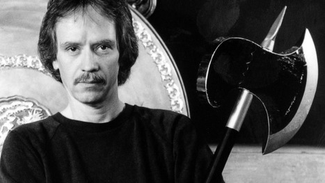 John Carpenter's Deep Cuts on Notebook | Visual Culture and Communication | Scoop.it