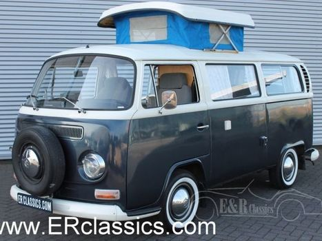 1968 VW/Volkswagen T2 for sale - Classic car ad from CollectionCar.com. | Campervans News | Scoop.it