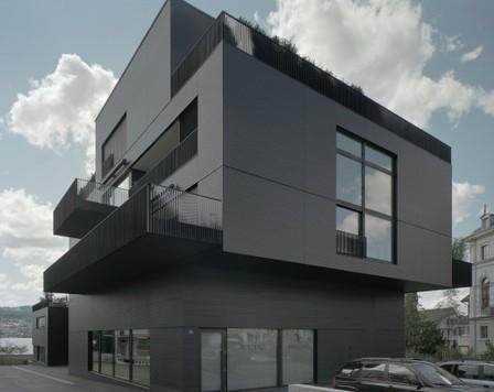 Housing and Shops / Christ & Gantenbein | Plataforma Arquitectura | vic_Ciutats | Scoop.it