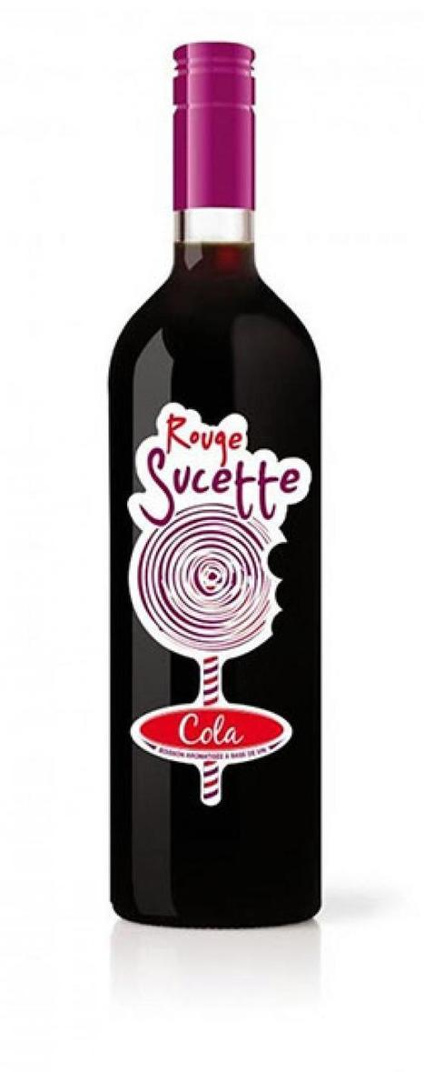 Rouge sucette : le vin aromatisé au cola | mon-ViTi | Vin et Distribution | Scoop.it