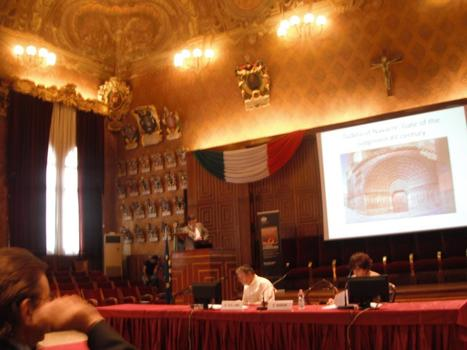 """09/10/2012 """"The discovery of Lesser Circulation and Michael Servetus's Galenism"""" 43rd Congress of the International Society for the History of Medicine. Bo Palace-Padua University, (Italy).   Michael Servetus. Discovered  new works and true Identity. Proofs, lectures and International Congresses.   Scoop.it"""