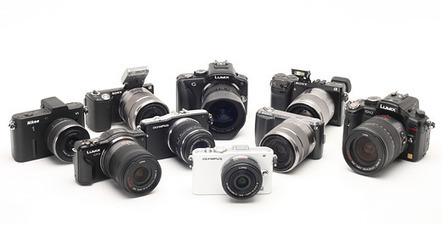Mirrorless camera roundup 2011 | Photography Gear News | Scoop.it