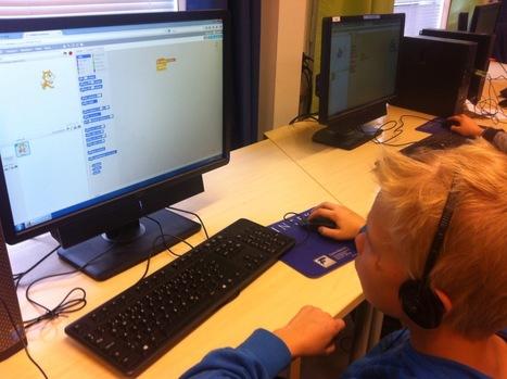 Luokanopettaja ja tietotekniikka - Sari Auramon blogi: Koodaamisesta, osa 2. Scratch! | Tablet opetuksessa | Scoop.it