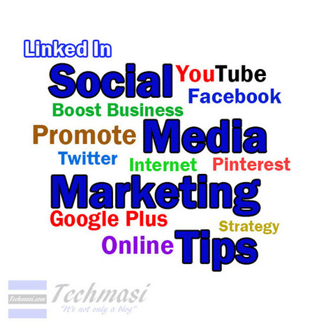 Best Social Media Marketing Tips for the Beginners | Techmasi | Scoop.it