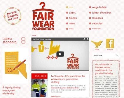 Fair Wear Foundation FWF | Sharing culture | Scoop.it
