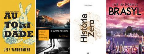 Mensagens do Hiperespaço: O essencial da literatura fantástica no Brasil em 2015 | Ficção científica literária | Scoop.it