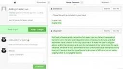 Penflip service en ligne gratuit pour rédiger et éditer un texte à plusieurs | Orangeade | Scoop.it