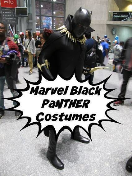 Get Your Marvel Black Panther Costume Early To Beat The Rush - Creative Costume Ideas | Boutique Shops News! | Scoop.it
