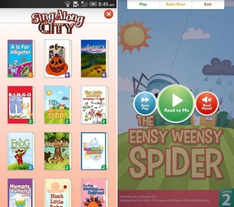 Tons of children's ebooks land on Android, thanks to FarFaria - Android Authority | Ebooks for all | Scoop.it