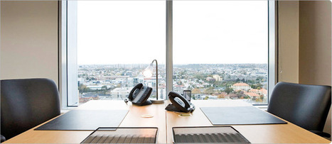 Part-Time Offices - Regus New Zealand   Flexible Workplaces Auckland   Scoop.it