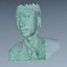 portrait photography in 3D