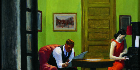 Edward Hopper tel que vous l'ignoriez | Le Monde | Looks -Pictures, Images, Visual Languages | Scoop.it