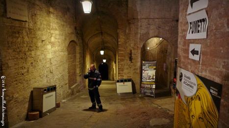 Country Roads: Underground in Perugia | Italia Mia | Scoop.it