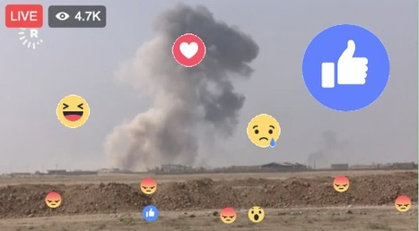 La bataille de Mossoul retransmise en direct via Facebook Live | DocPresseESJ | Scoop.it