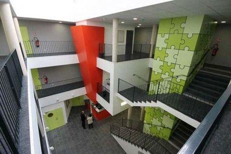 Un hôtel d'entreprises Passivhaus dédié à l'écoconstruction inauguré près de Rouen - Construction21 | Architecture Passive et Positive | Scoop.it