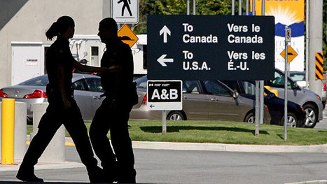 Armed Mounties to oversee U.S. cargo pre-inspection - British Columbia - CBC News   Global Logistics Trends and News   Scoop.it