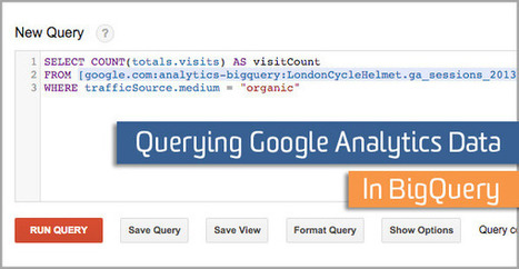 How To Query Google Analytics Data in BigQuery | Online Marketing Resources | Scoop.it