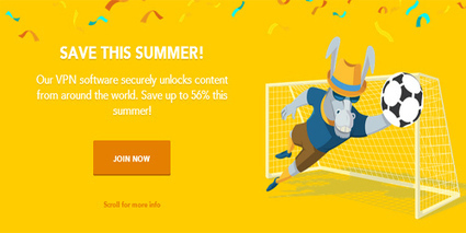 HideMyAss Summer Sale Currently Available Through July 31st 2014 | secureinch | Scoop.it