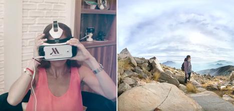 Marriott fait voyager ses clients jusque dans leur chambre grâce à la réalité virtuelle | Creapills : média et moteur de recherche d'idées créatives | Communication & Tourisme | Scoop.it
