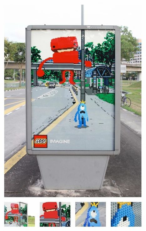 42 Creative Outdoor Ads | SpyreStudios | Marketing in the physical world | Scoop.it