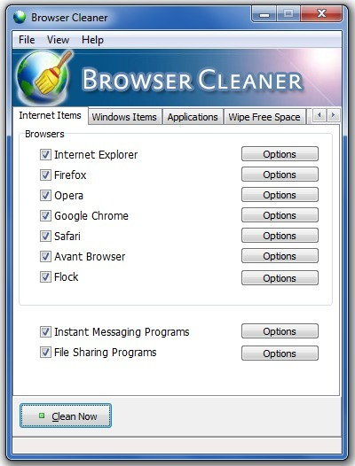 Browser Cleaner: Un outil pour nettoyer son navigateur | Time to Learn | Scoop.it