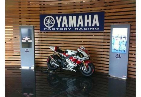 Great M1 in Yamaha's Factory Racing | MotoGP World | Scoop.it