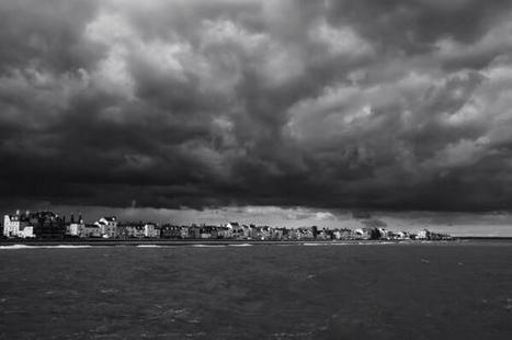 Twitter / Flashofdark: Deal, Kent from the pier under ... | Landscape Photography | Scoop.it