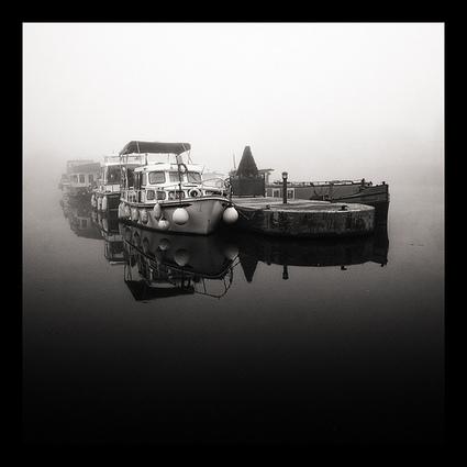 Photographier le brouillard en noir et blanc, c'est facile et magique | Lightroom | Scoop.it
