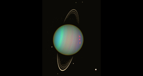 Two unseen moons may circle Uranus bringing the total count to 29 | Amazing Science | Scoop.it