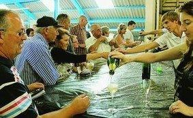La Route du champagne en fête regarde vers 2013 - L'Est Eclair | La Route du Champagne en Fête (@Route_Champagne | Scoop.it