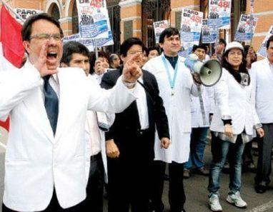 Médicos se aferran a la huelga | Píldoras de realidad | Scoop.it