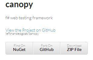 canopy by lefthandedgoat   .Net Web Development   Scoop.it